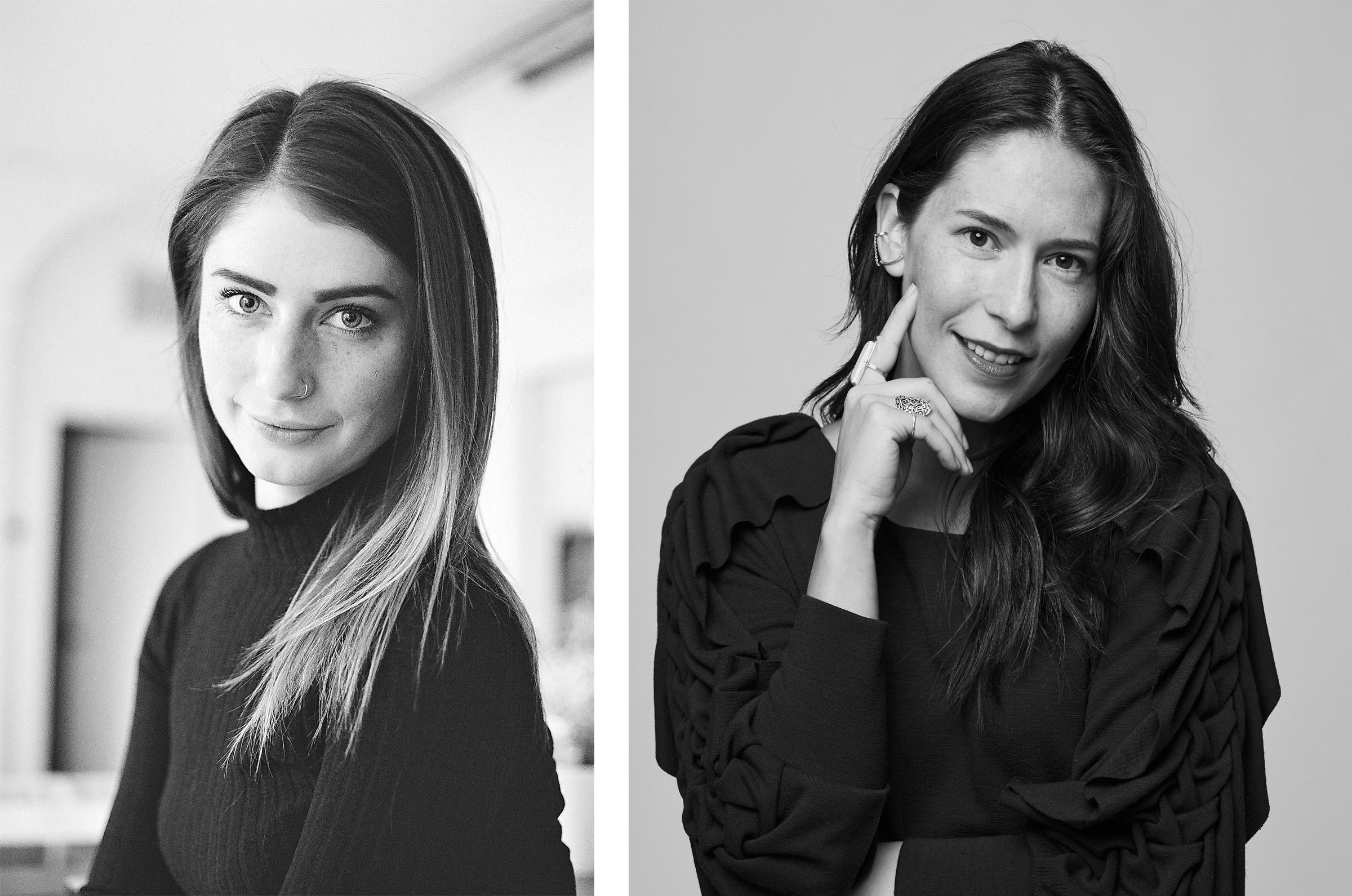 Laura Y Marcela creadoras principales de la Colección Wild Woman,
